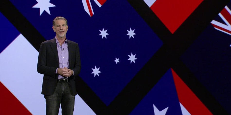 Netflix passa a operar em mais de 190 países