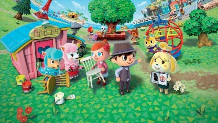 [E3] Animal Crossing dá as boas-vindas aos Amiibos