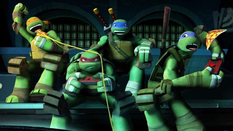 Quarta temporada de Tartarugas Ninja traz David Tennant como convidado