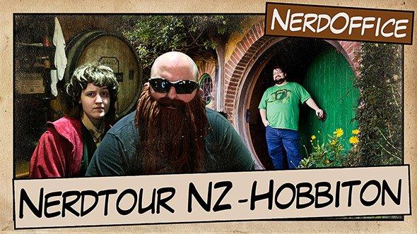 Nerdtour NZ Hobbiton