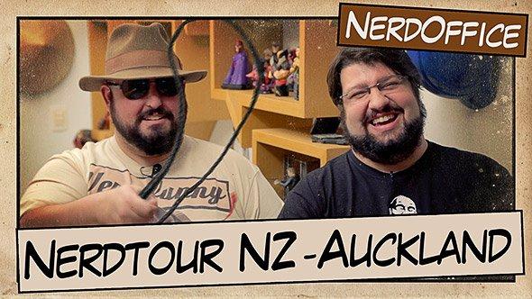 Nerdtour NZ: Auckland