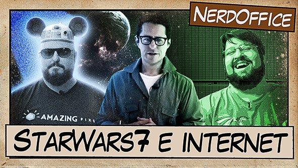 StarWars7 e Internet