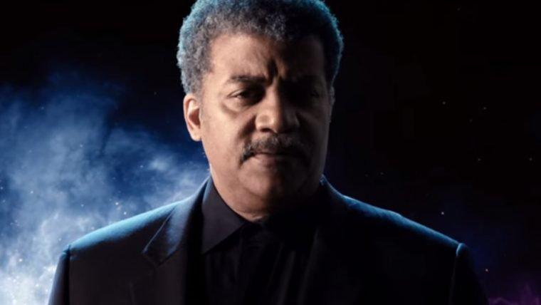 Neil deGrasse Tyson explica a missão Ares 3 de Perdido em Marte