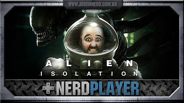 Alien: Isolation - Videogame não da medoOoAAhhh!