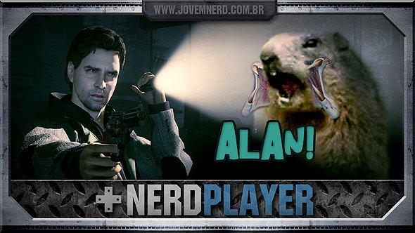 Alan Wake - Obrigado Predadores!