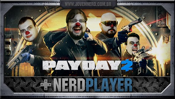 Payday 2 - Gangue Noob