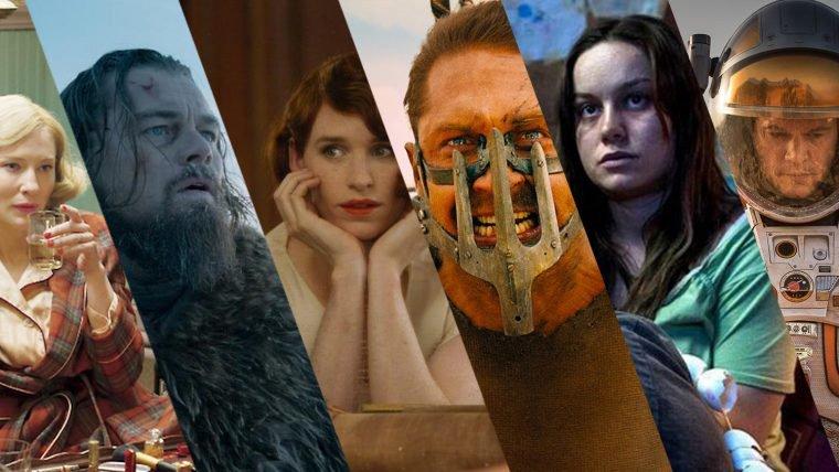 Confira os ganhadores do Oscar 2016
