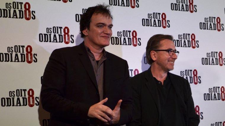 Conversamos com Quentin Tarantino