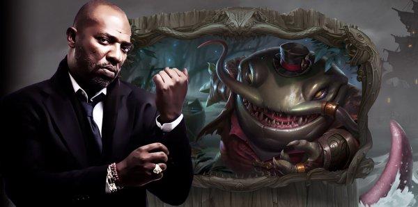 Mr. Catra em League of Legends JÁ!