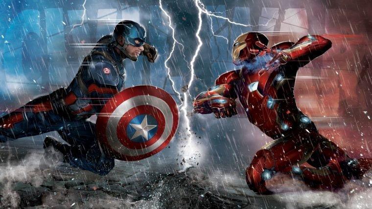 [SPOILER] Descubra quem vai estar em cada time de Capitão América 3: A Guerra Civil