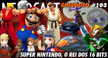 Super Nintendo, o rei dos 16 bits