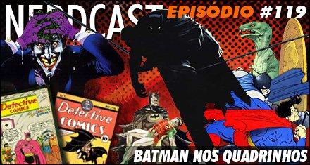 Batman nos Quadrinhos