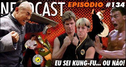 Eu Sei Kung-Fu... Ou Não!