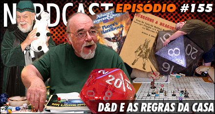 RPG - D&D e as regras da casa