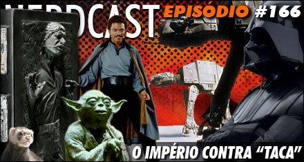 """Star Wars – O Império Contra """"Taca"""""""