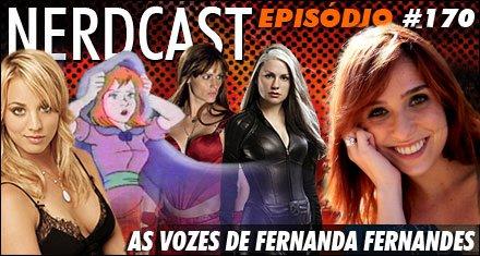 As vozes de Fernanda Fernandes