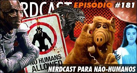 Nerdcast para Não-Humanos