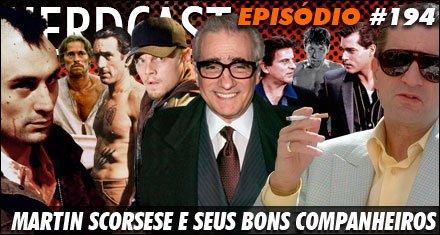 Martin Scorsese e seus bons companheiros