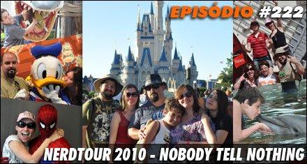 Nerdtour 2010 - Nobody tell nothing