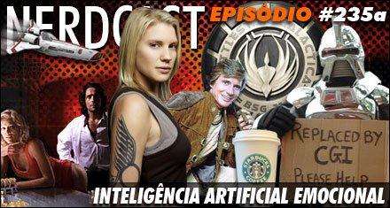 Battlestar Galactica - Inteligência Artificial Emocional