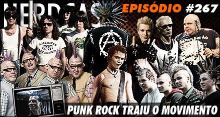 Punk Rock traiu o movimento