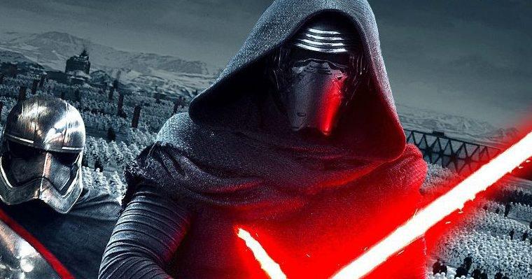 Novo pôster de Star Wars: O Despertar da Força é ameaçador