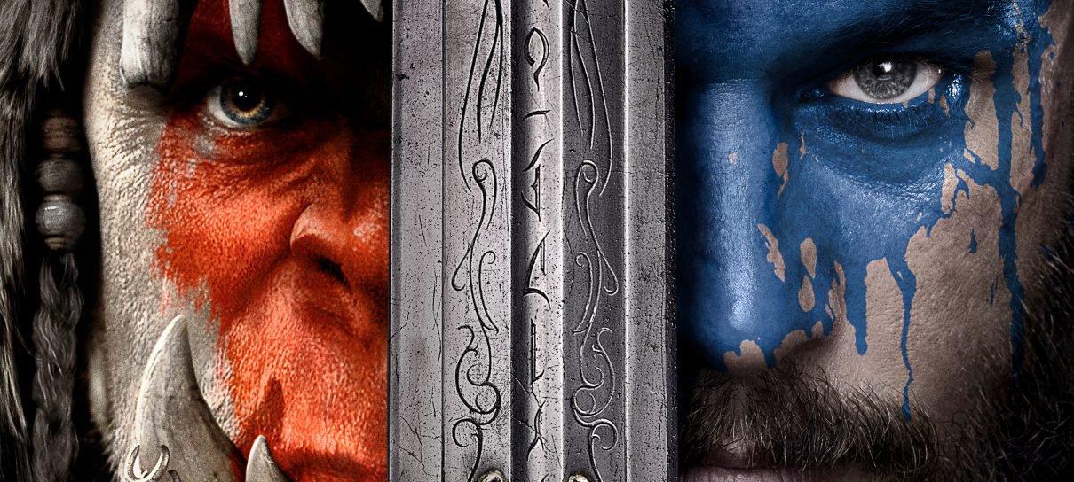 Vibre pela sua facção no trailer de Warcraft - O Primeiro Encontro de Dois Mundos