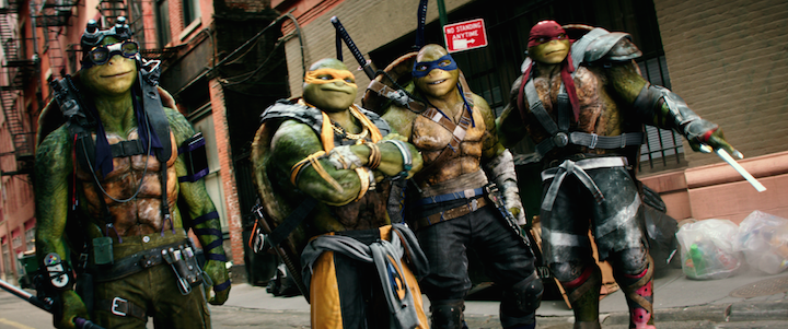 Assista ao trailer de As Tartarugas Ninja - Fora das Sombras