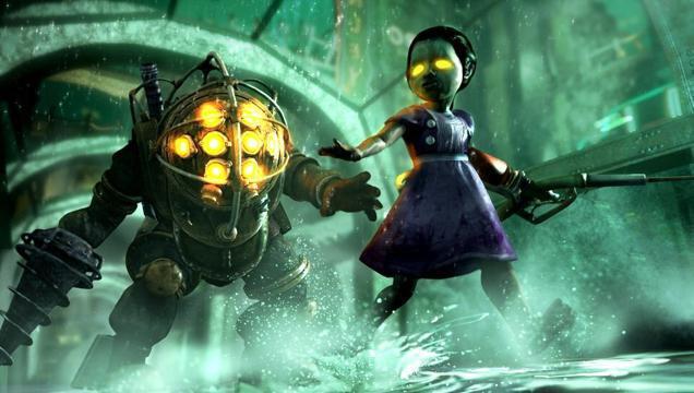 Funko anuncia linha Pop! de BioShock