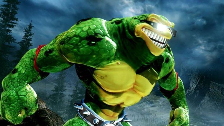[Gamescom] Rash de Battletoads está disponível para Killer Instinct