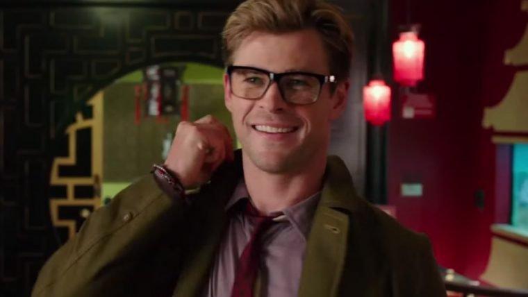 Trailer brasileiro de As Caça-Fantasmas tem muito mais Chris Hemsworth