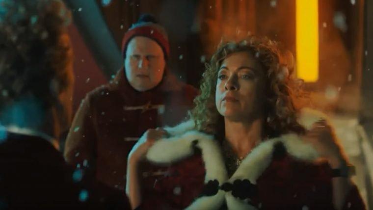 Vídeo de Natal da BBC traz novas cenas dos especiais de Doctor Who e Sherlock