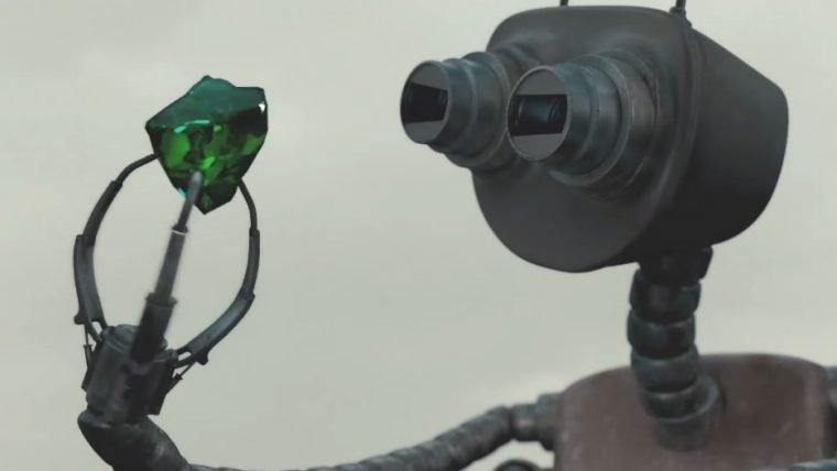 Um robô pode ser tão cruel quanto os humanos que o programaram