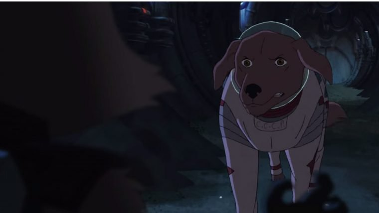 Novos vídeos da animação de Guardiões da Galáxia mostram Cosmo e Baby Groot