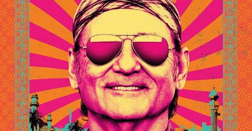Bill Murray é um empresário musical fracassado no trailer de Rock em Cabul