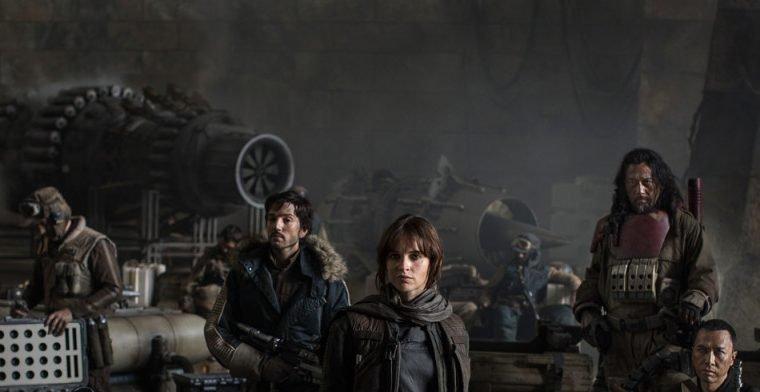 Veja a primeira foto do elenco de Rogue One