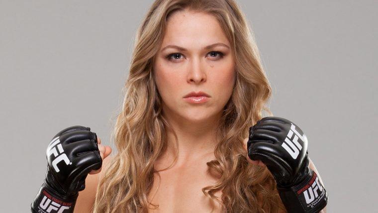 Ronda Rousey gostaria de ser a Capitã Marvel no cinema