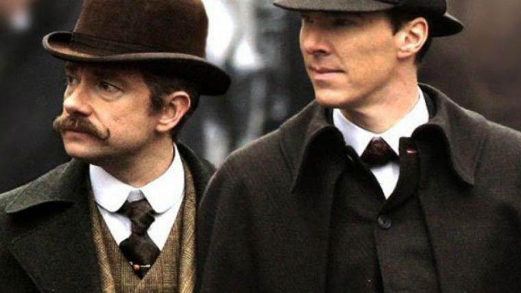 BCC divulga teaser, título e data do especial de Sherlock