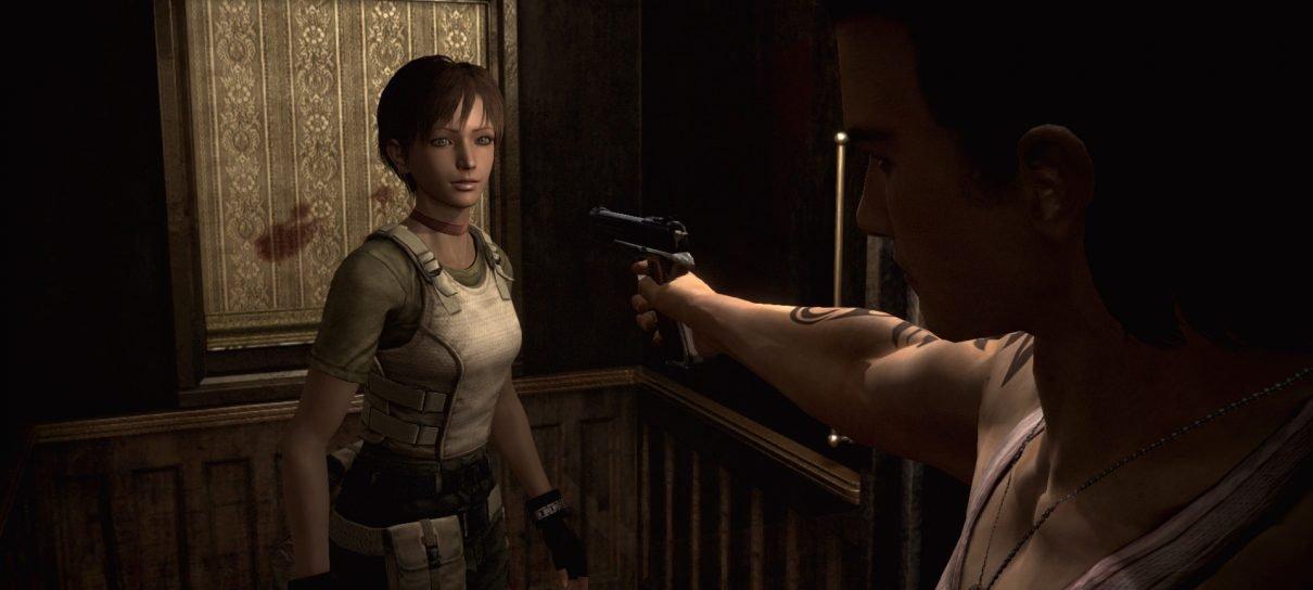 [BGS2015] Testamos Resident Evil Zero HD Remaster