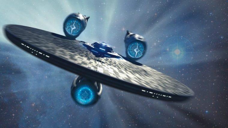 Star Trek: Sem Fronteiras   Uhura, Sulu e Scotty estrelam os novos pôsteres