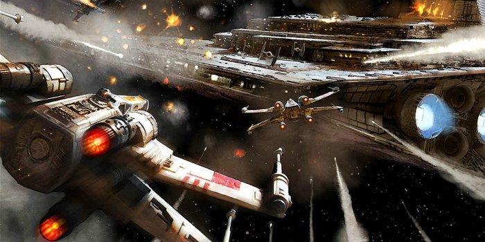 Esta edição de Star Wars: Rogue One seria sensacional