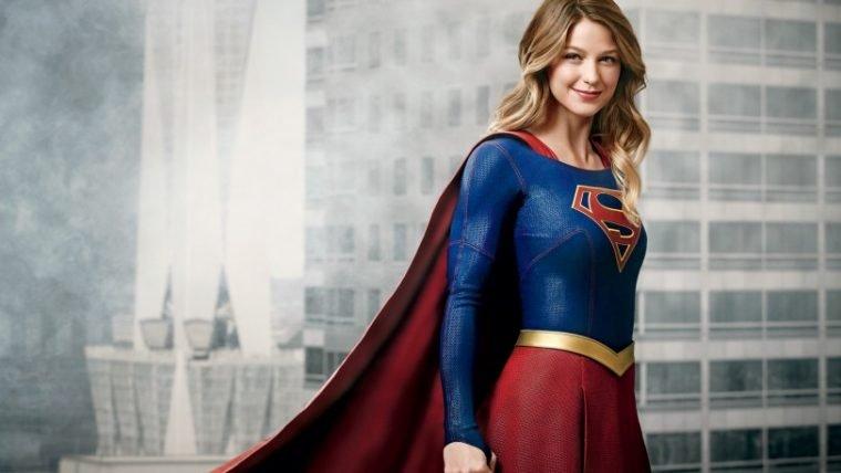 Supergirl muda de canal e é renovada para a segunda temporada