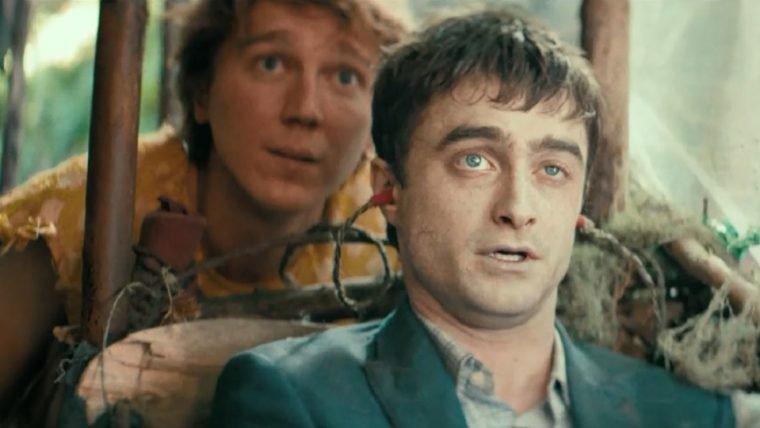 Swiss Army Man | Daniel Radcliffe é um defunto com habilidades muito úteis