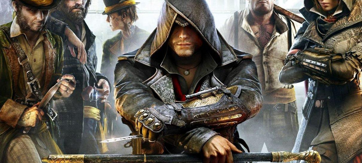 Novo trailer de Assassin's Creed Syndicate mostra as figuras históricas no jogo