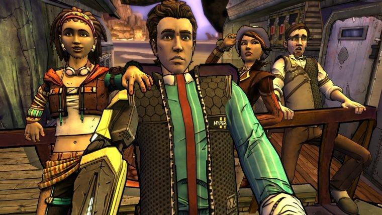 Último episódio de Tales From The Borderlands tem data de lançamento