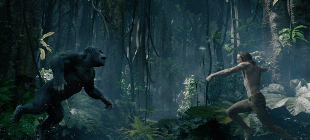 Trailer de A Lenda de Tarzan tem violência e donzelas em perigo [update]