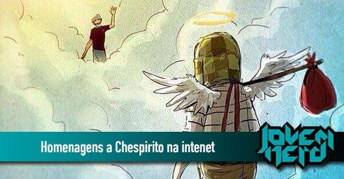 Veja algumas homenagens a Chespirito na internet