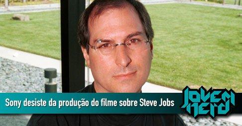 Sony desiste da produção do filme sobre Steve Jobs