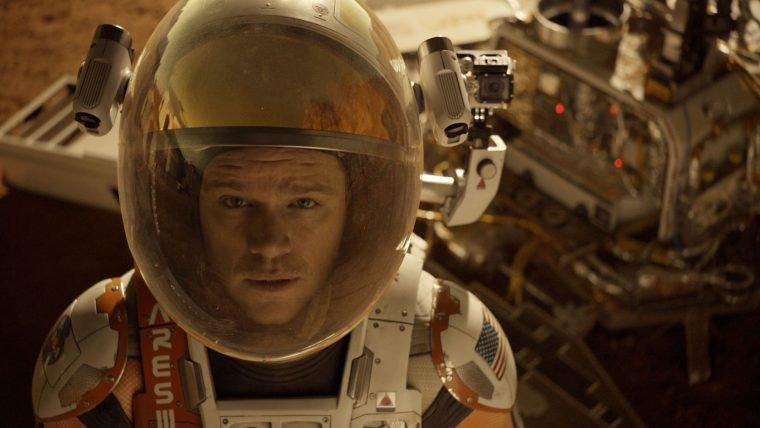 Matt Damon é deixado para trás no novo trailer de Perdido Em Marte