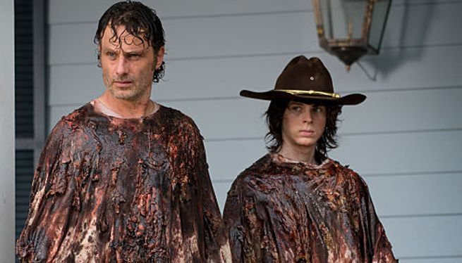 Novo trailer The Walking Dead mostra que nada está bem em Alexandria